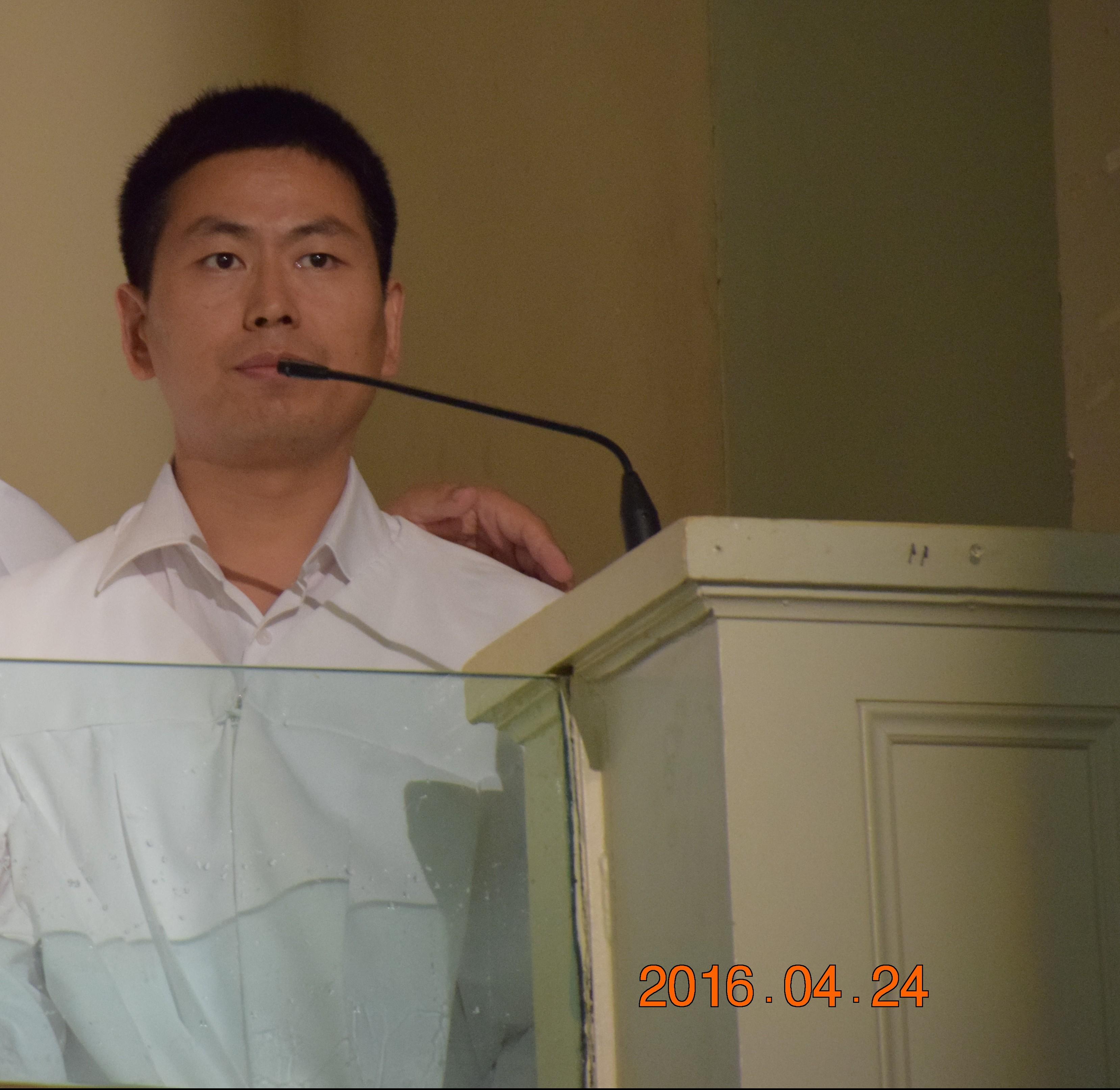 李新祥弟兄见证/Testimony of Bro. Li