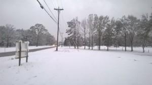 120年一遇的大雪