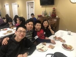 Yang's family