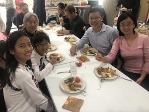Xie's Family