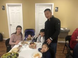 Haijie family