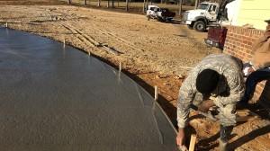 pouring driveway-1